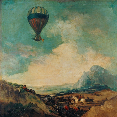 Le Ballon aérostatique